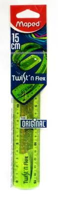Ruler 15Cm Twist N Flex