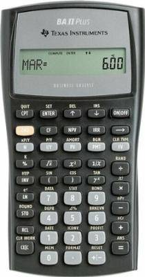 (Texas Instruments) Advanced Financial Calculator (BA II Plus)