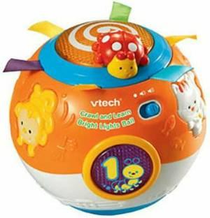 VTech Move n Crawl Bright Light Ball