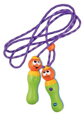 2In1 Skipping Rope