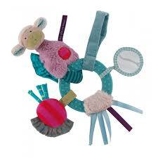Moulin Roty Sheep Ring Rattle