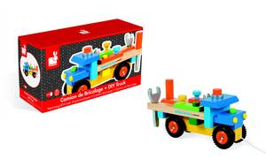 Janod Brico'Kids DIY Truck