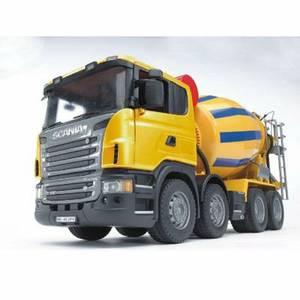 Bruder Scania R-Series Cement Mixer Truck