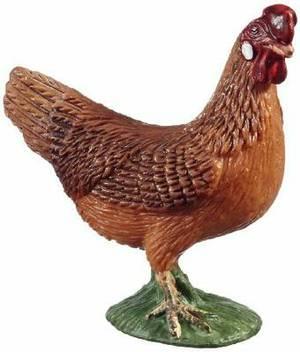 Schleich Hen
