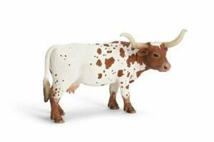 Schleich Texas Longhorn Cow Toy Figure