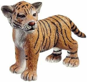 Schleich Tiger Standing Cub