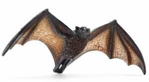 Schleich Fruit Bat Toy Figure