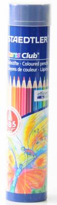 Color Pencil Cylinder Set/12 Noris Club (Dis/32)