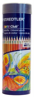 Colored Pencil Cylinder Set/36