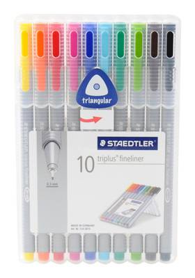 Triplus Fineliner Porous Point Pen