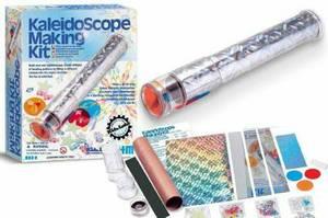 "Children's Arts & Crafts Gift Set ""Make Your Own KaleidoScope"""
