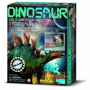 Dinosaur Skeleton Excavation Kit Stegosaurus