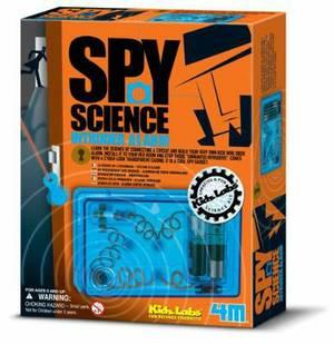 4M Science Museum Top Secret Intruder Alarm