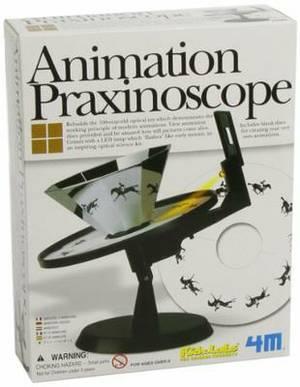 Animation Praxinoscope Science Kit