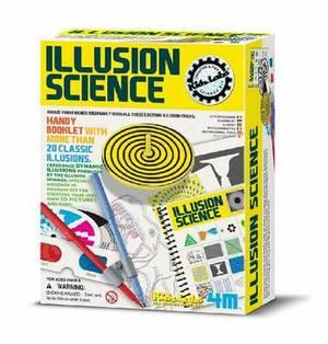 4M Kidz Labs Illusion Science