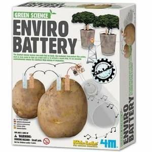 Green Science Enviro Battery Kit