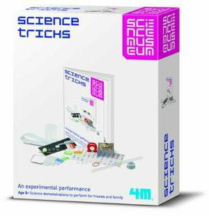 Great Gizmos Science Museum - Science Tricks Discovery Set
