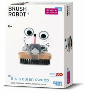 4M Science Museum Brush Robot