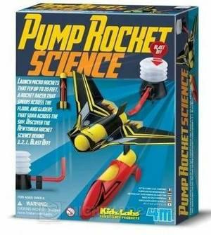 4M Kidz Labs Pump Rocket Science