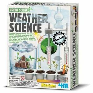 Great Gizmos 4M Green Weather Science