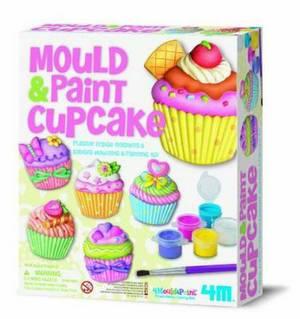 4M Mould & Paint Cupcake