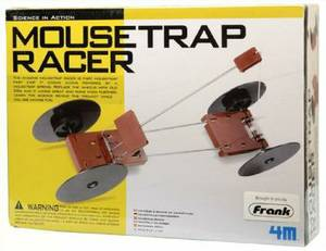 "Mousetrap Racer ""Science in Action"" Educational Kit"