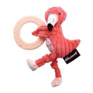 Deglingos Chewing Toy - Flamingo
