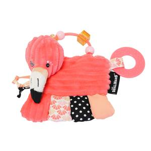 Deglingos Activity Rattle - Flamingo