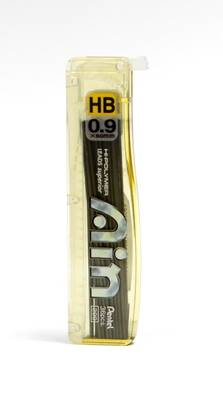 High Polymer Ain pencil Lead Rifll -0.9mm-HB