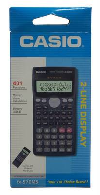 Scientific Calculator Fx570Ms