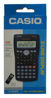 Scientific Calculator Fx82Ms