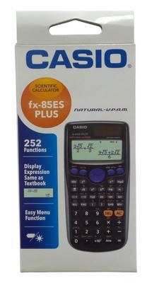 Calculator Plus Fx-85Es