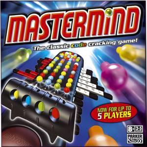 Hasbro- Mastermind Game