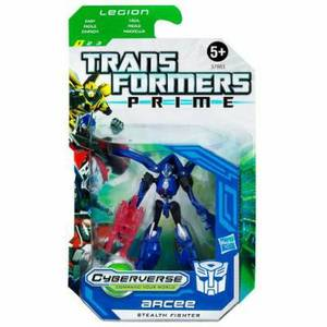 Transformers Prime Robots in Disguise Cyberverse Legion Class Action Figure Arcee