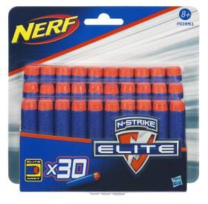 Hasbro NERF N Strike Elite 30 Dart Refill Pack