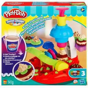 Play Doh Flip N Frost Cookies