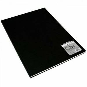 Daler - Rowney A3 Portrait Ebony Sketch Book