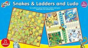 Galt Snakes & Ladders & Ludo
