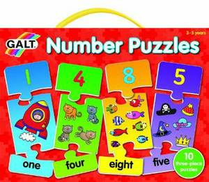 Play & Learn - Number Puzzles