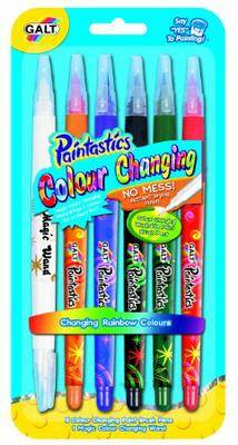 Galt Elmers 5 Colour Changing Pens & Magic Wand
