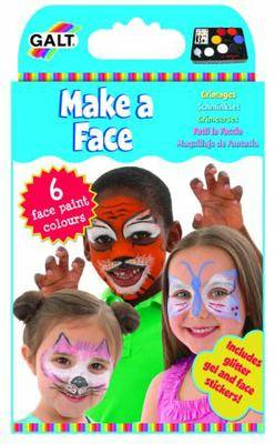 Galt Toys Inc Make A Face Kit