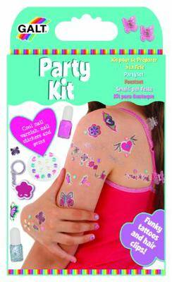 Galt Party Activity Kit