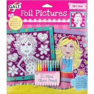 Galt Toys Inc Foil Pictures