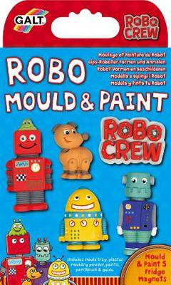 Galt Toys Robo Mould and Paint