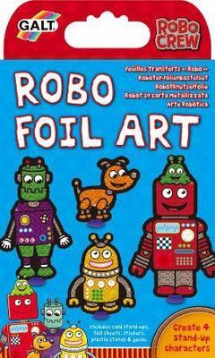 Galt Toys Robo Foil Art