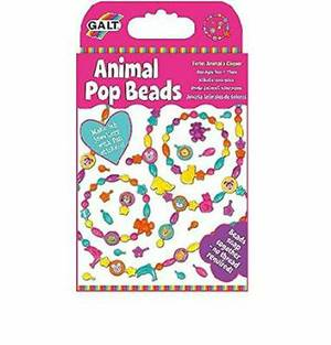 Galt Animal Pop Beads