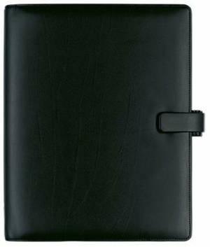 Filofax Metropol Personal Organiser A4 Black Ref 026921