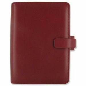 Filofax Metropol Personal Organiser - Red