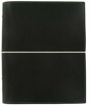 Filofax Domino A5 Family Black Organizer