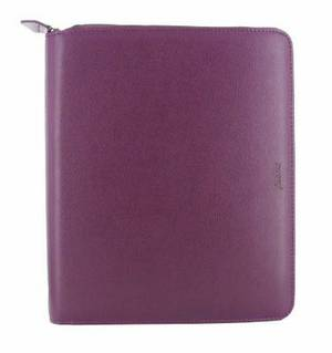 Filofax Pennybridge A5 iPad Organizer Purple
